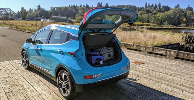 2021 Chevy Bolt Seats, Tire Size, Tires