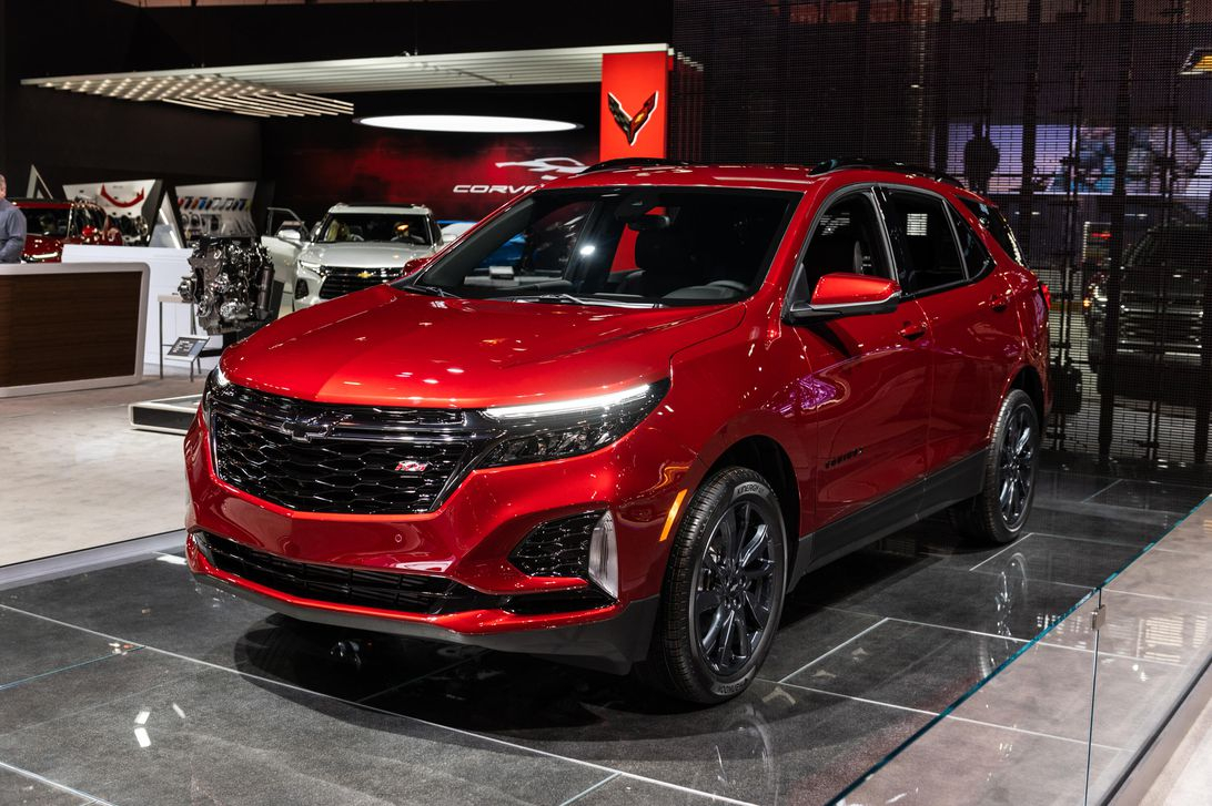 2021 Chevy Equinox Gets A Nip, A Tuck And A New Rs Trim 2021 Chevy Equinox Premier 2.0, Msrp, Awd