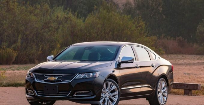What Does A 2021 Chevy Impala Look Like