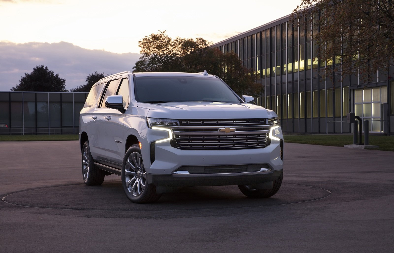 2021 Chevy Suburban 2021 Chevy Suburban Towing, Trim Levels, Tires
