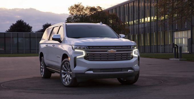 2021 Chevy Traverse High Country Specs, Features, Near Me
