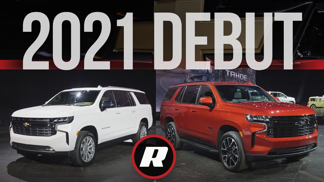 2021 Chevy Tahoe And Suburban Debuts With Shades Of Silverado 2021 Chevy Suburban Towing Capacity, Accessories, Awd