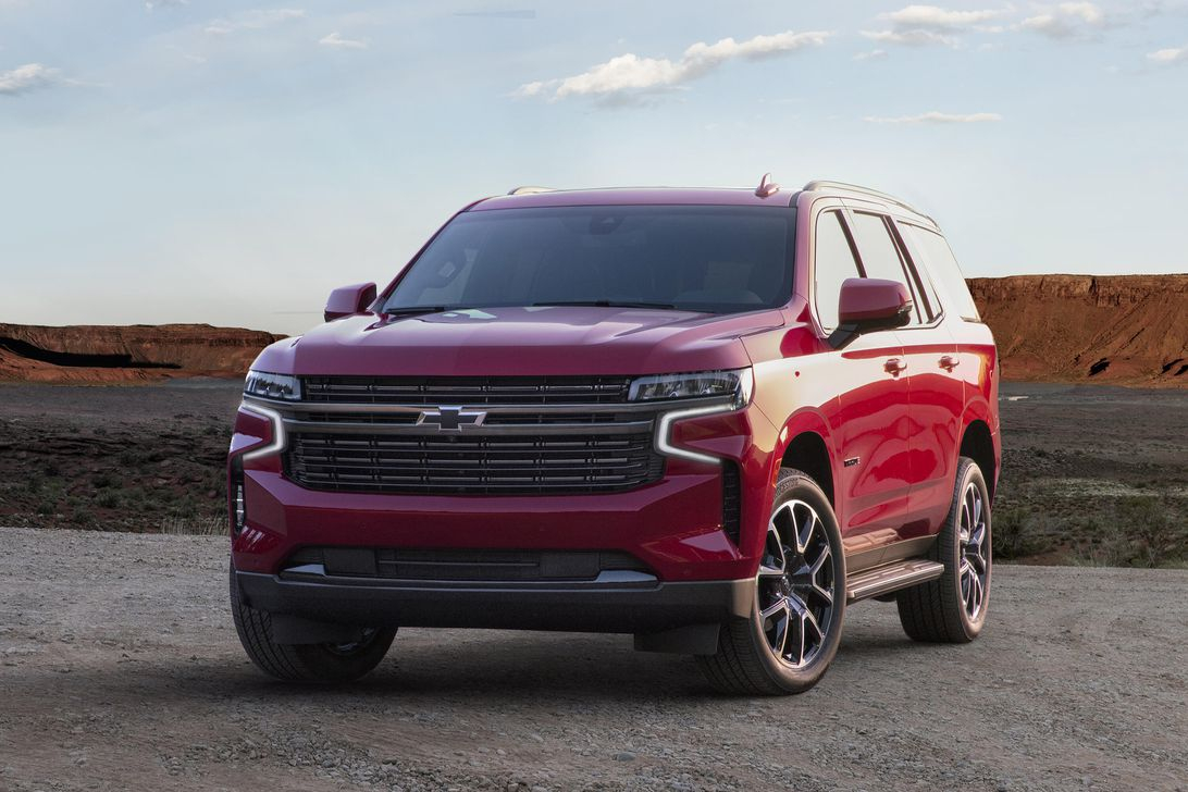 2021 Chevy Tahoe Is Only A Little More Expensive - Roadshow 2021 Chevy Tahoe Premier Cost, Owners Manual, Rims