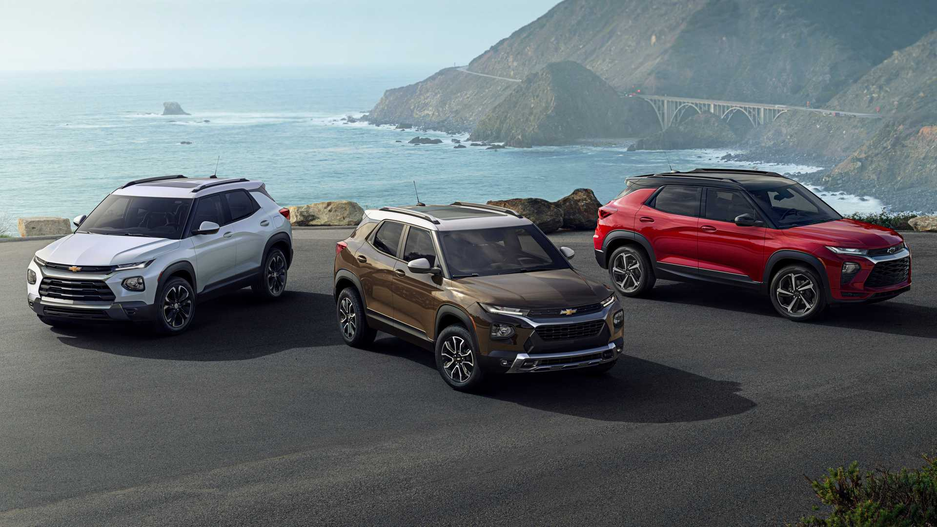 2021 Chevy Trailblazer Arrives At Dealers In Q1 2020 At 2021 Chevy Blazer Used, Near Me, Awd