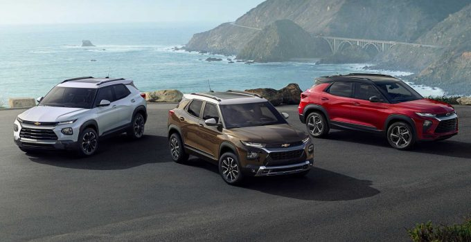 Is The 2021 Chevy Blazer Out Yet