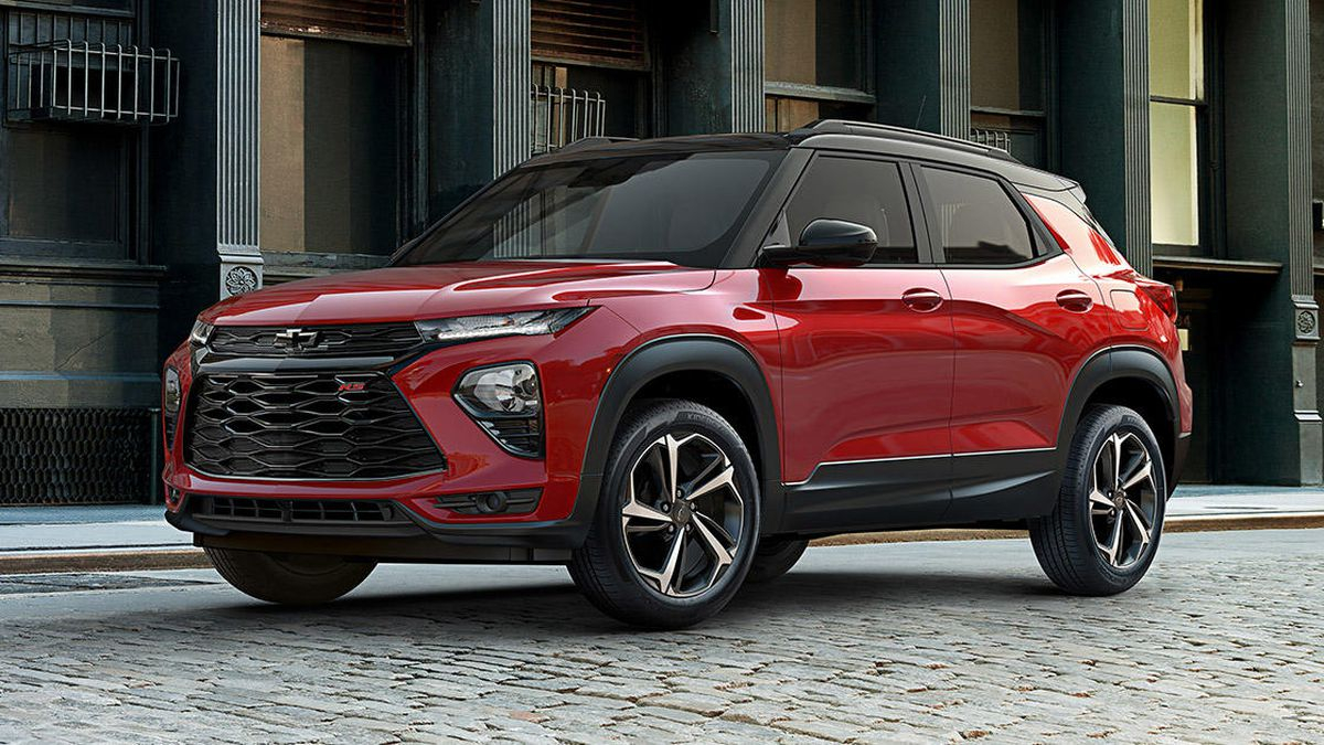 2021 Chevy Trailblazer Slots Between Trax And Equinox Is The 2021 Chevy Blazer Out Yet