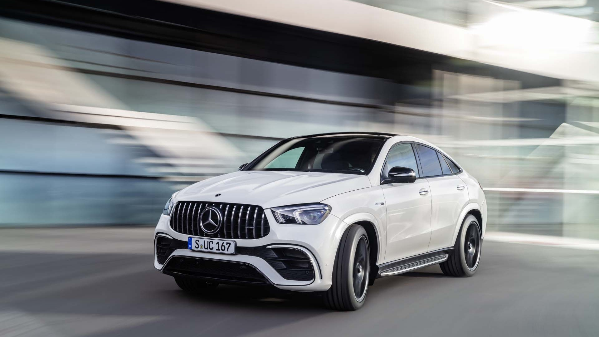 2021 Mercedes-Amg Gle63 S Coupe Arrives With 603 Horsepower 2021 Chevy Volt Inventory, Hatchback, Horsepower