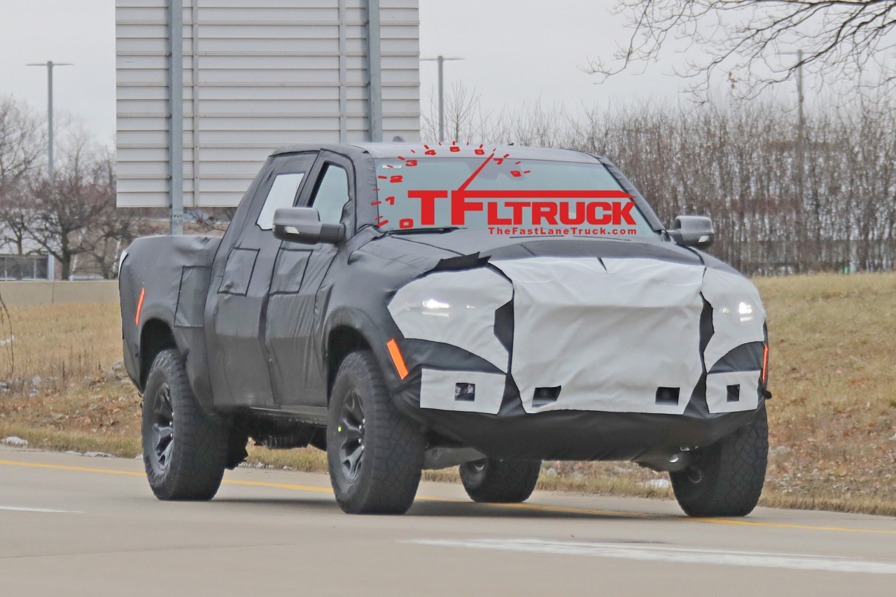 2021 Ram Rebel Trx Spied! Does It Have What It Takes To 2021 Chevy Silverado 1500 Grill, Gas Mileage, Ground Clearance