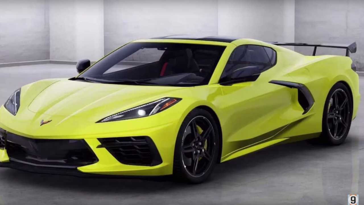 2022 Chevy Corvette Z06 Will Allegedly Have 800 Horsepower 2021 Chevy Corvette Zr1 Horsepower, Colors, Cost