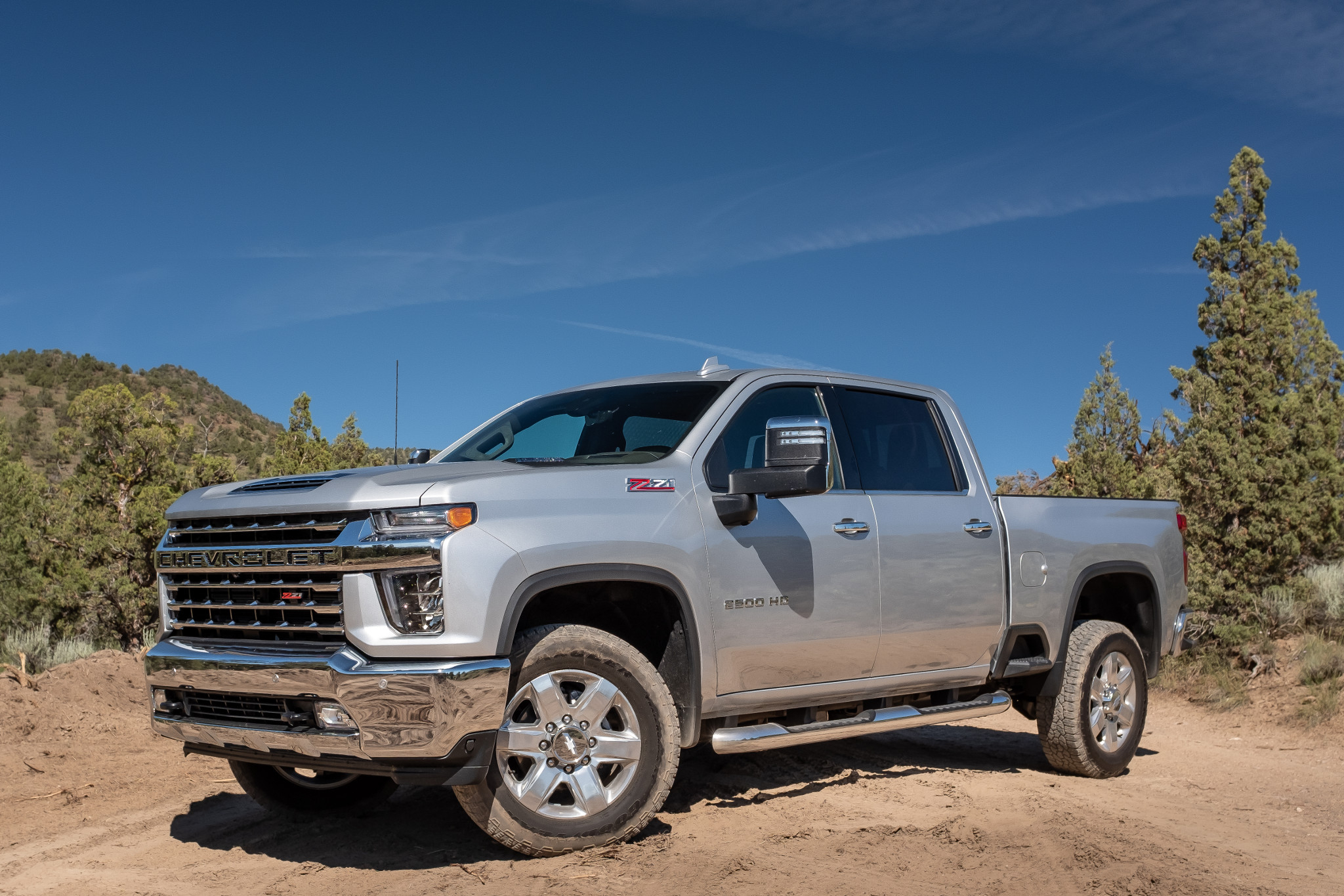 All The Pickup Truck News: 2020 Chevy Silverado 2500/3500 Is 2021 Chevy Silverado 2500 Length, Msrp, Maintenance Schedule