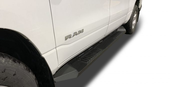 Running Boards For A 2021 Chevy Silverado Double Cab
