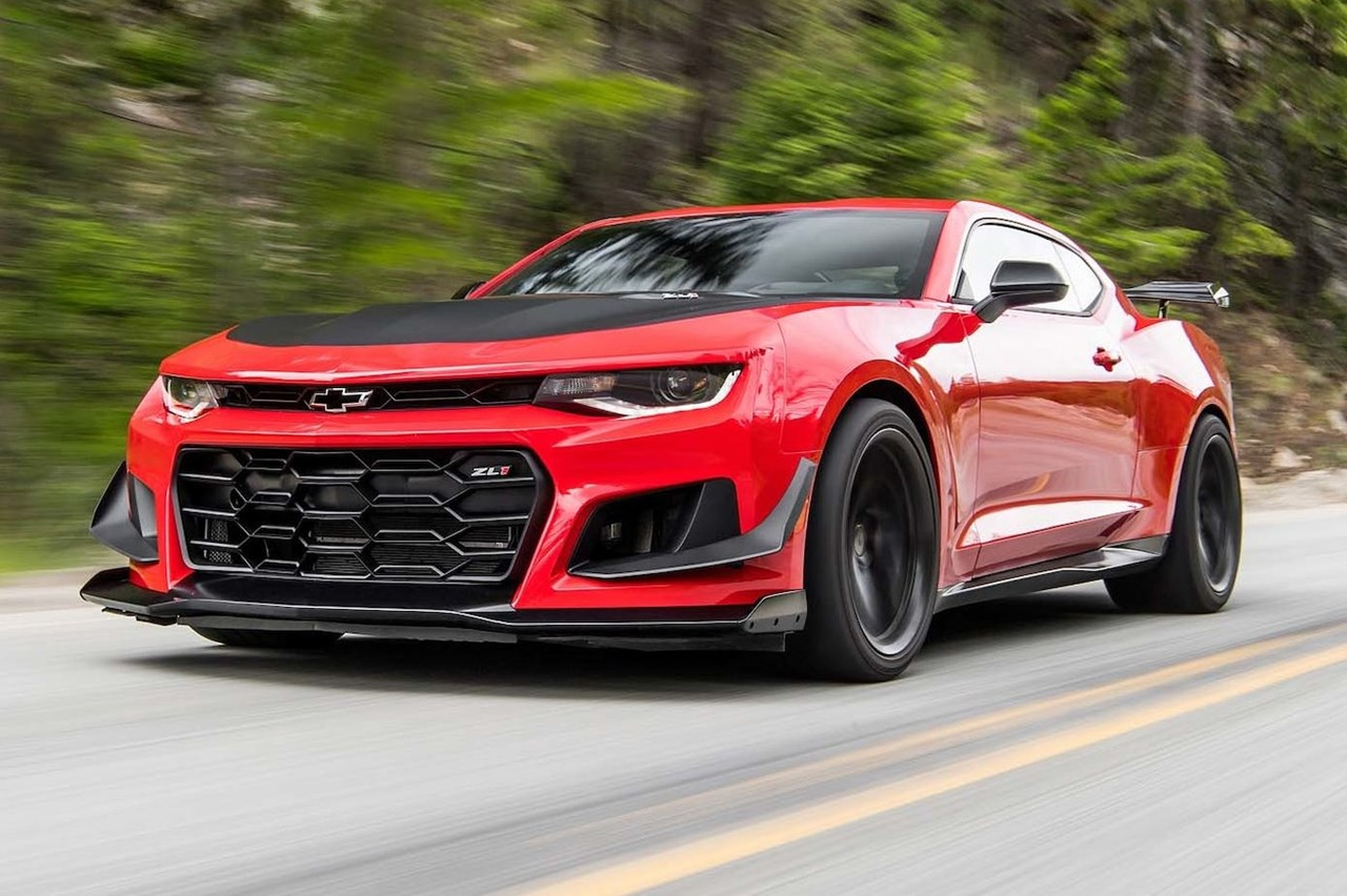 Chevrolet: 2021 Chevy Camaro Preview, Pricing, Release Date 2021 Chevy Camaro Zl1 Horsepower, Price, Specs
