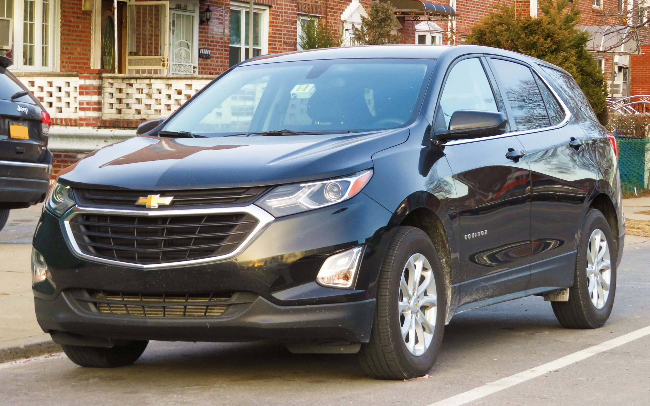 Chevrolet Equinox - Wikipedia 2021 Chevrolet Equinox Base Model, Curb Weight, Cargo Space