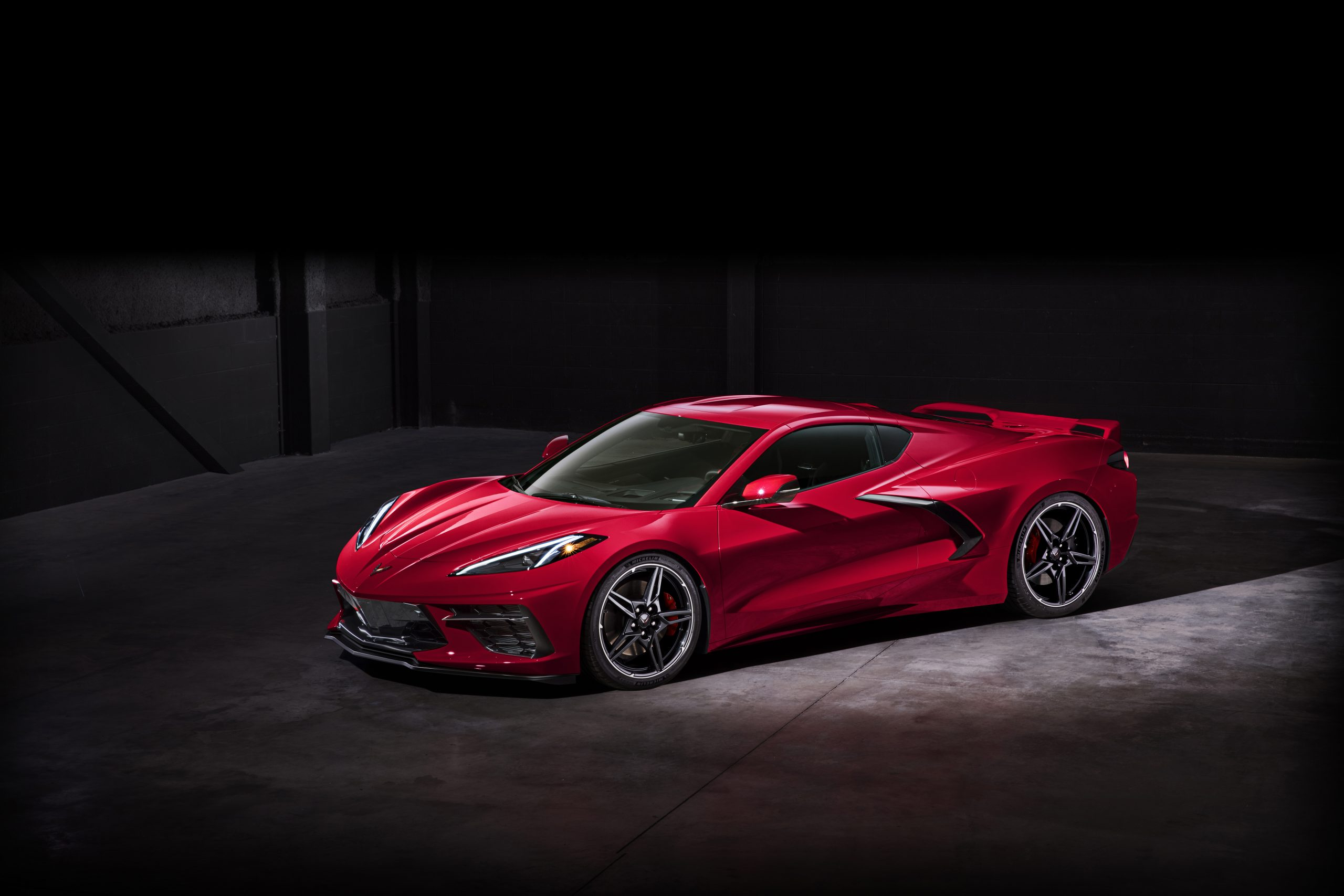 Chevrolet Introduces First-Ever Mid-Engine Corvette 2021 Chevy Corvette Used, Warranty, Weight
