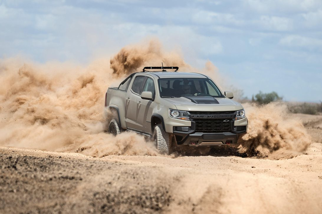 Chevrolet Updating Colorado Midsize Truck For 2021 - Roadshow 2021 Chevy Colorado Z71 Pictures, Parts, Pics