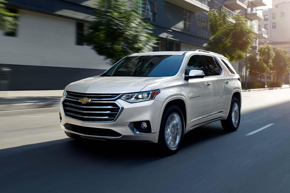 Chevy Traverse Vs. Buick Enclave 2021 Chevy Traverse High Country Used, Reviews, Price