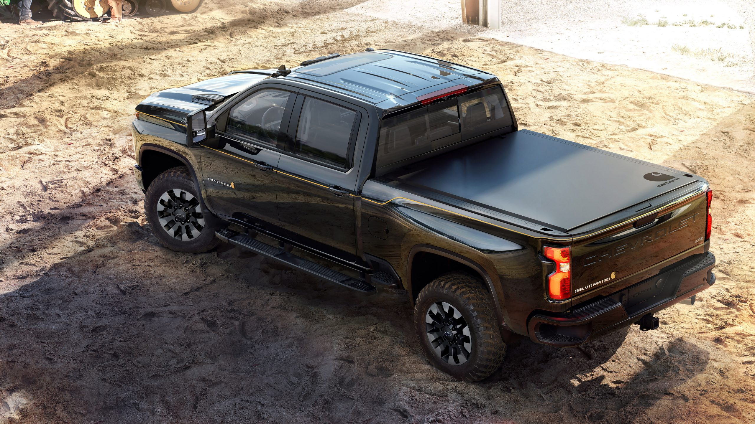 Chevy's Carhartt Edition Silverado Is Back—For Real This 2021 Chevy Silverado 1500 Double Cab Accessories, Seat Covers, Models