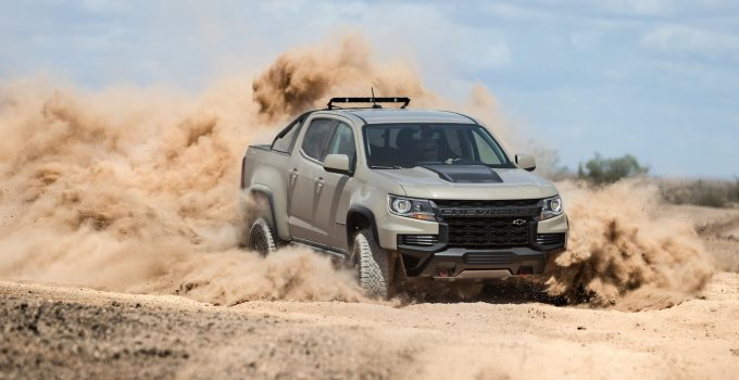 Running Boards For 2021 Chevy Colorado Crew Cab