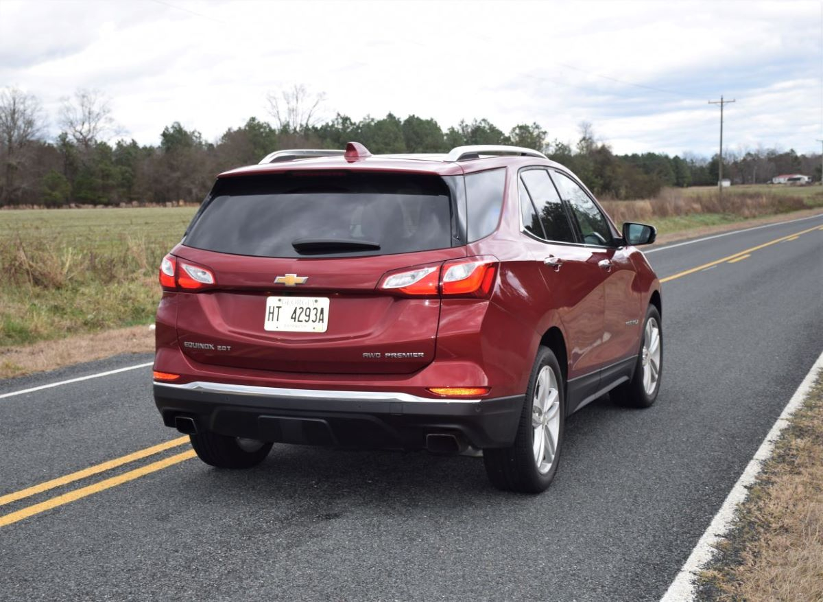 Compact Crossover: Chevrolet Equinox — Auto Trends Magazine Can A 2021 Chevy Equinox Be Flat Towed Lease, Price, Pictures