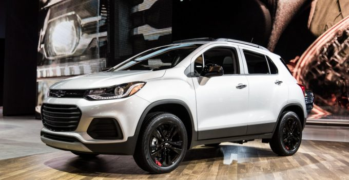 Show Me A 2021 Chevy Trax