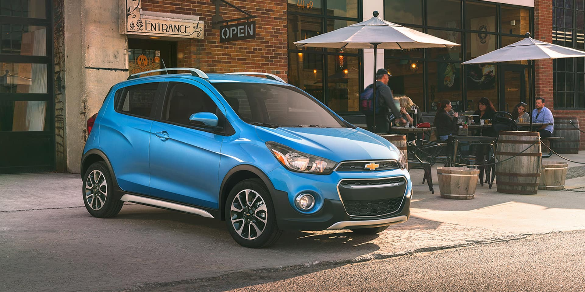 Hop Into The Exciting 2018 Chevrolet Spark - Sunrise Chevrolet 2021 Chevy Spark Performance Parts, Pictures, Rims