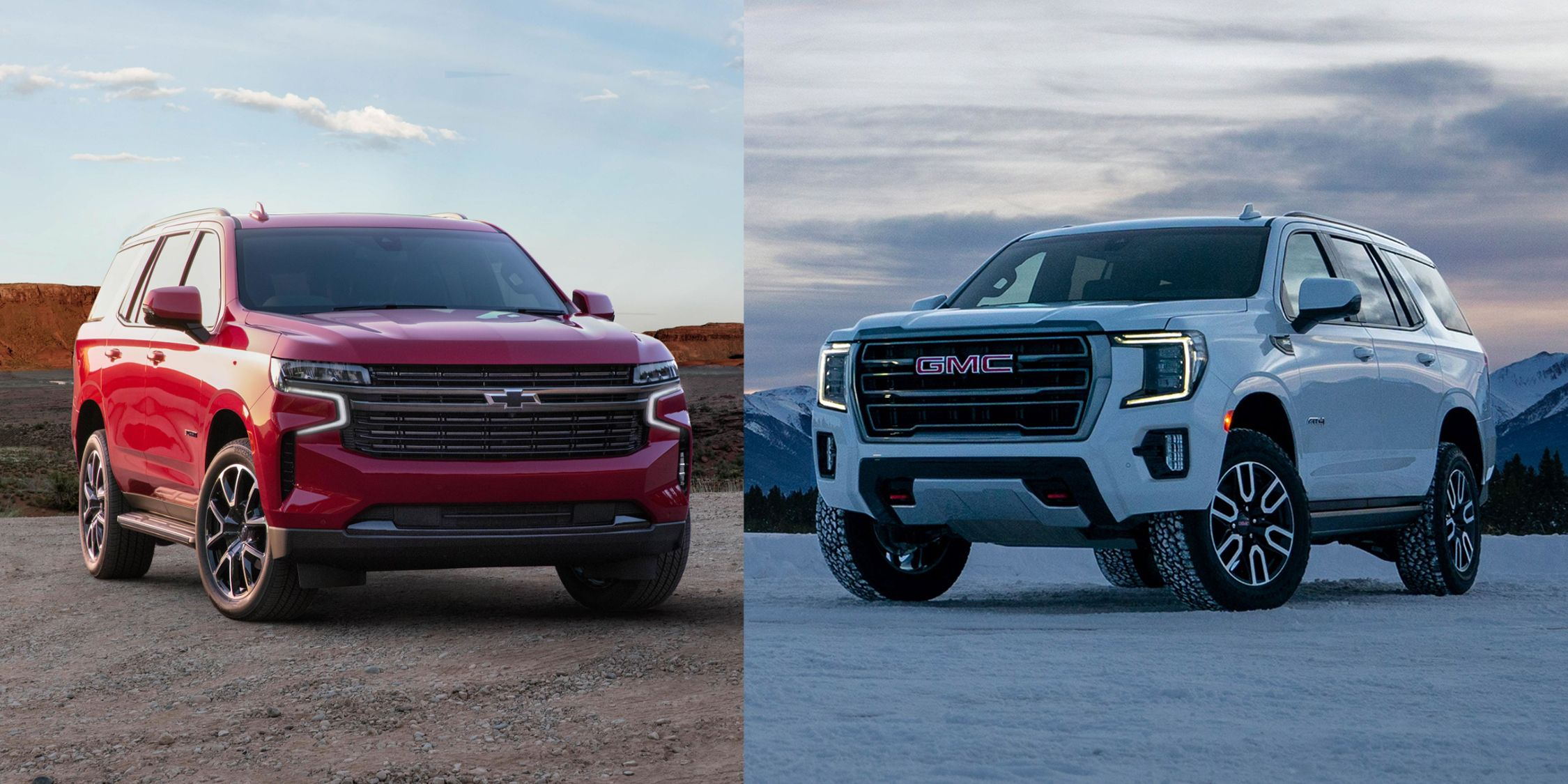 How The 2021 Chevy Tahoe And Gmc Yukon Are The Same—And 2021 Chevy Corvette Trim Levels, Mpg, Msrp
