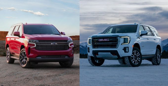 2021 Chevy Tahoe Review, All Wheel Drive, Lease