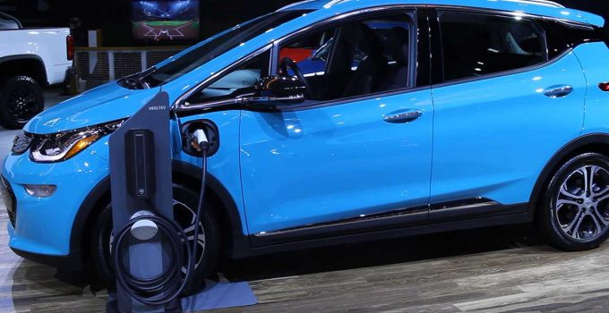 2021 Chevrolet Bolt Battery Charge Time, Charge Time, Colors