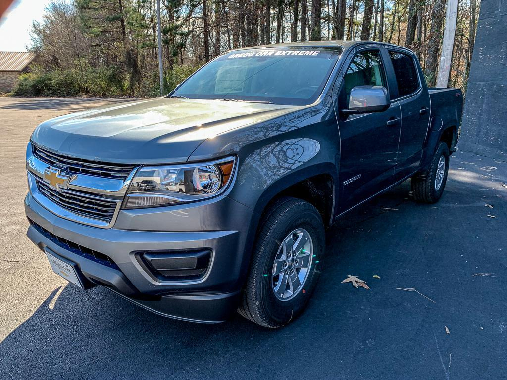 New 2020 Chevrolet Colorado 4Wd Work Truck Crew Cab Pickup 2021 Chevy Colorado Z71 Interior, Issues, Incentives