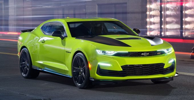 2021 Chevrolet Camaro 2Ss Build And Price, Exhaust, Mpg