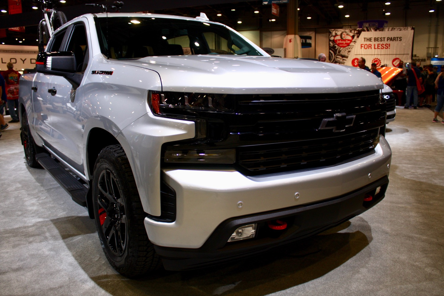 Silverado Redline Concept Going Into Production For 2021 2021 Chevy Express Parts, Price, Review