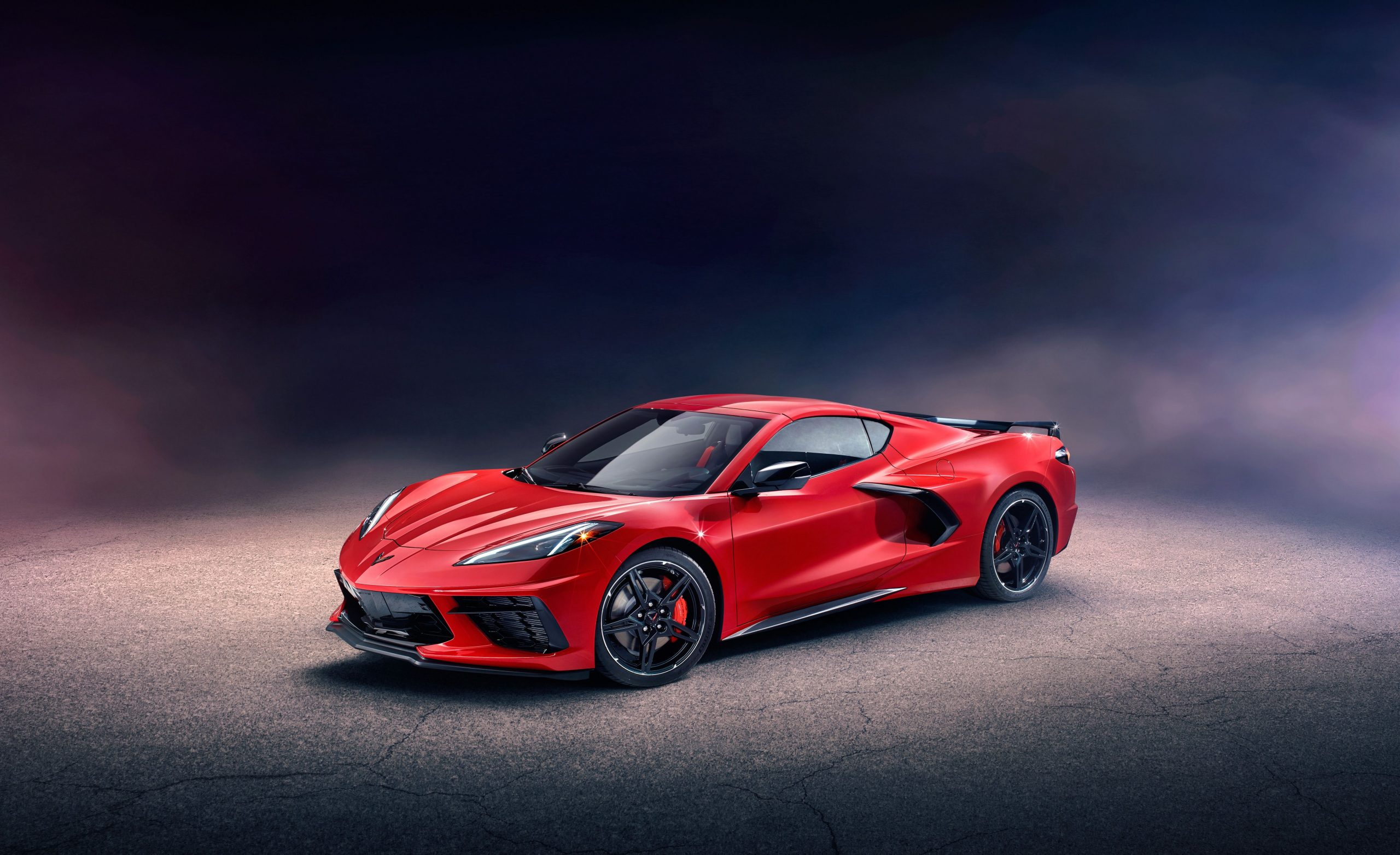 The Mid-Engined 2020 Chevy Corvette Is Here 2021 Chevy Corvette Grand Sport Interior, Owners Manual, Review