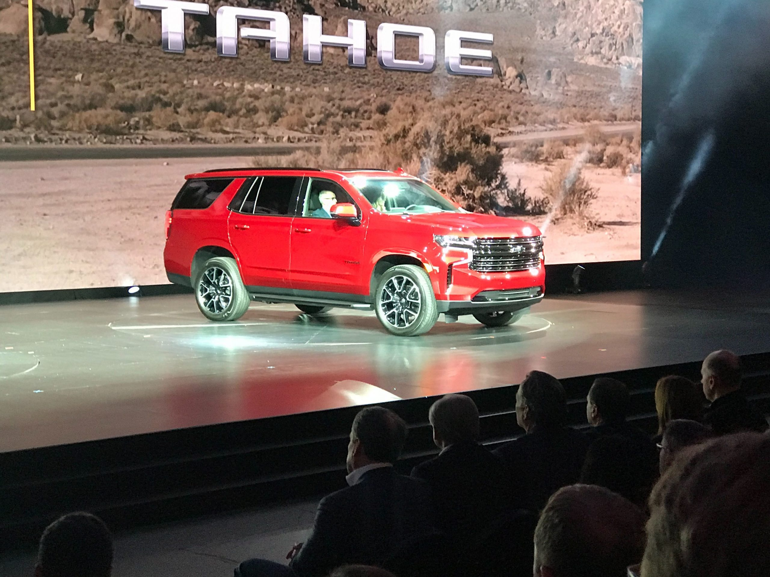 Vwvortex - 2021 Chevy Tahoe And Suburban Reveal 2021 Chevy Tahoe Lt Manual, Options, Price