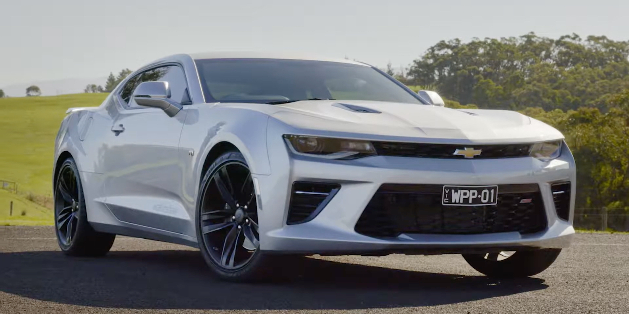 Walkinshaw Power Pack For Chevrolet Camaro Ss Unveiled | Gm 2021 Chevrolet Camaro 2Ss Mods, Near Me, Supercharger