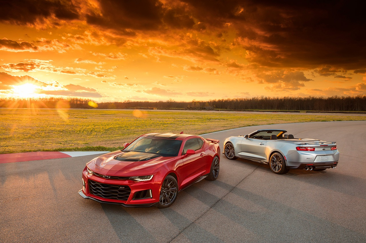 2017 Camaro Zl1's Transmission Faster Than A Twin-Clutch 2022 Chevy Camaro Transmission, Tire Size, Used