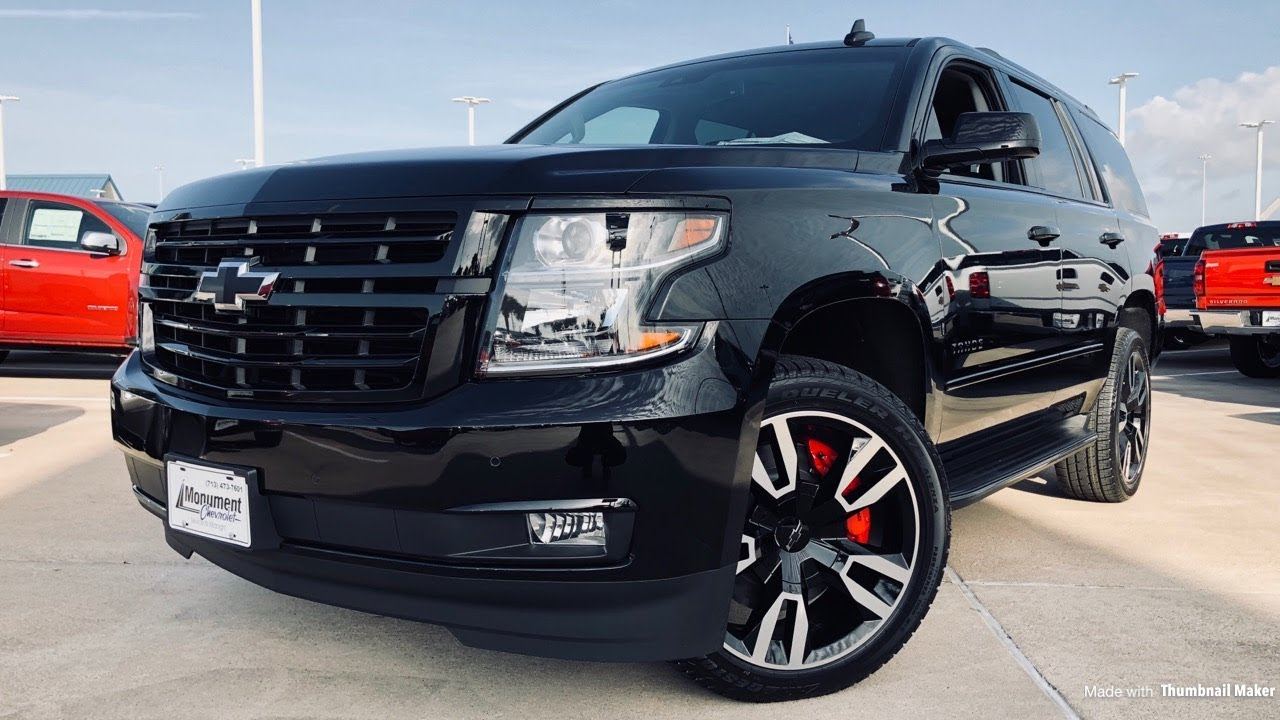 2018 Chevrolet Tahoe Rst Performance Edition (6.2L V8) - Review 2022 Chevrolet Tahoe Oil Capacity, Rims, Reliability