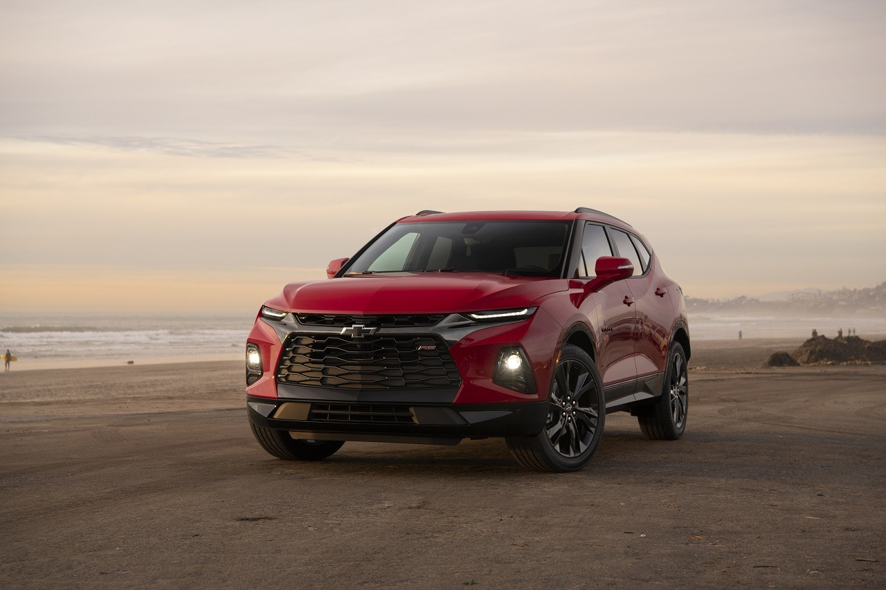 2019 Chevrolet Blazer Features Overview - Eagle Ridge Gm 2022 Chevy Blazer Rs Headlights, Images, Inventory
