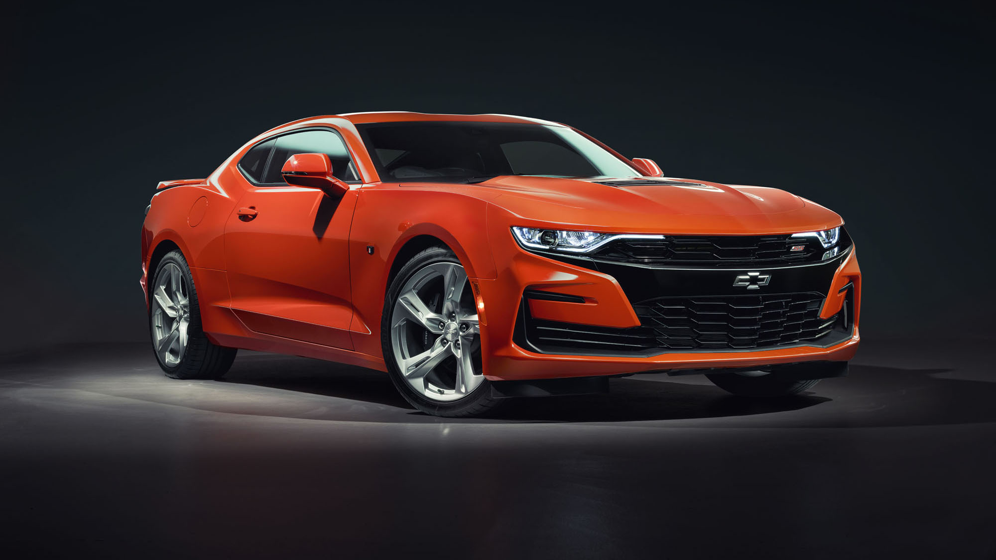 2019 Chevrolet Camaro 2Ss Coming To Australia With Manual 2022 Chevy Camaro Cost, Bolt Pattern, Build