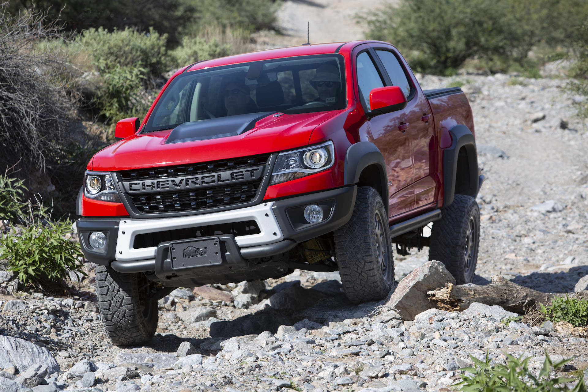 2019 Chevrolet Colorado Zr2 Bison First Drive: Heavy Hitting 2022 Chevy Colorado Zr2 Bison Review, Front Bumper, Diesel