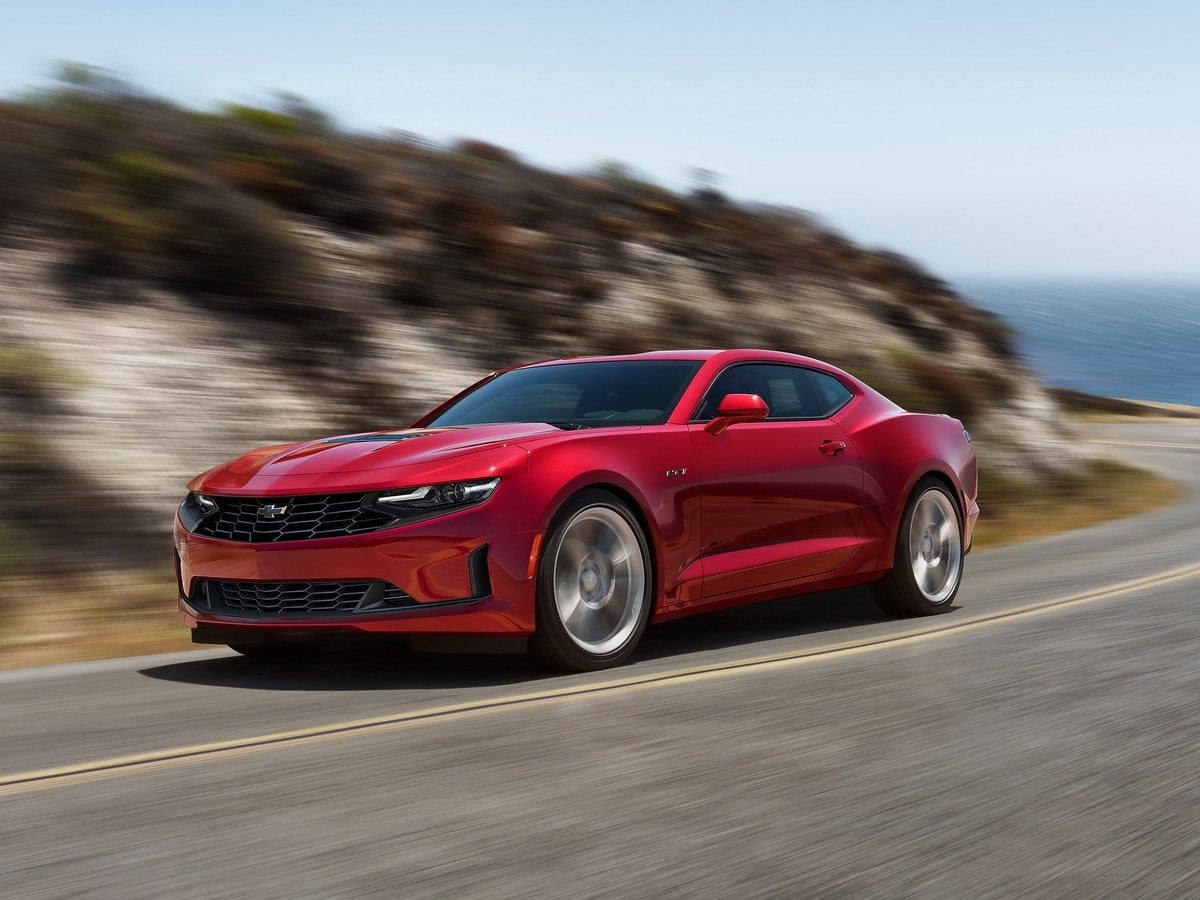 2020 Chevrolet Camaro Offers V8 At A Lower Price | Kelley 2022 Chevy Camaro Ss Horsepower, Specs, Price