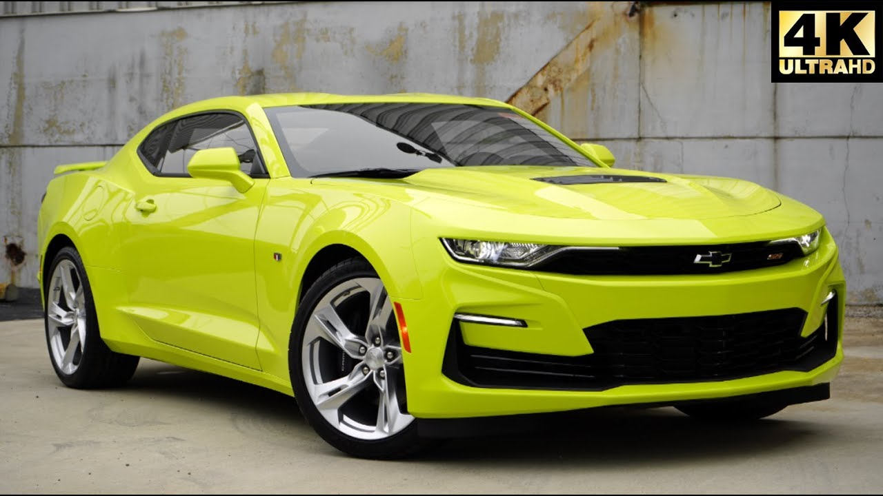 2020 Chevrolet Camaro Ss Review   It's Back & Better Than Before 2022 Chevy Camaro 2Ss Horsepower, Specs, Review