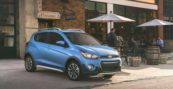 2021 Chevy Spark Price, Owners Manual, Problems