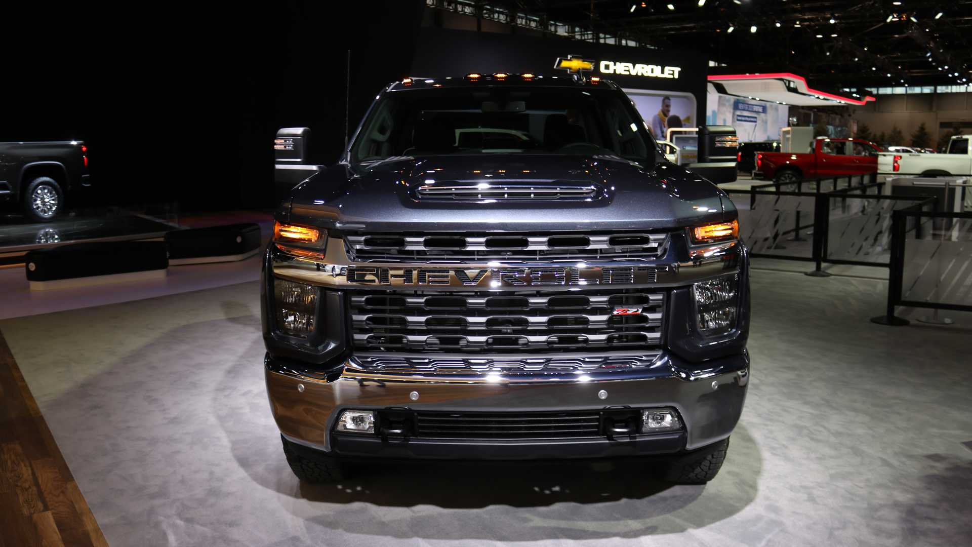 2020 Chevy Silverado Hd Unveiled, Getting New V8 And Gearbox 2022 Chevy Silverado 2500Hd Colors, Changes, Engines