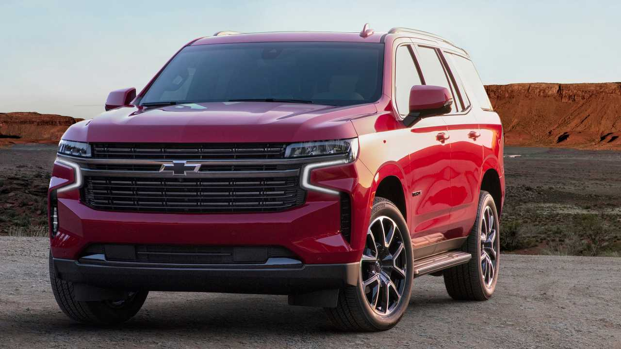 2021 Chevrolet Suburban, Tahoe Debut With Diesel Power And Irs 2022 Chevrolet Tahoe Specifications, Trims, Towing