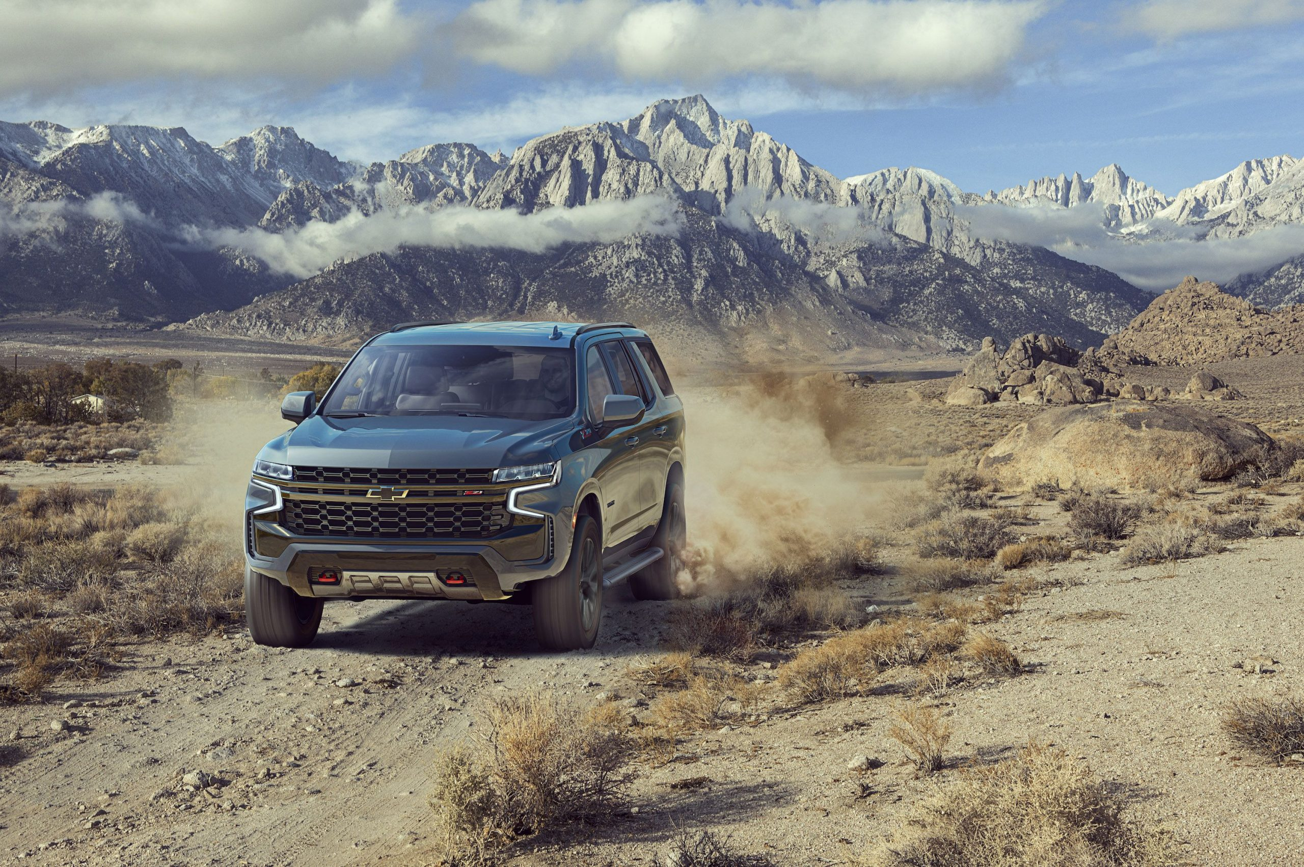 2021 Chevrolet Tahoe And Suburban Revealed With New Looks 2022 Chevrolet Tahoe Specifications, Trims, Towing