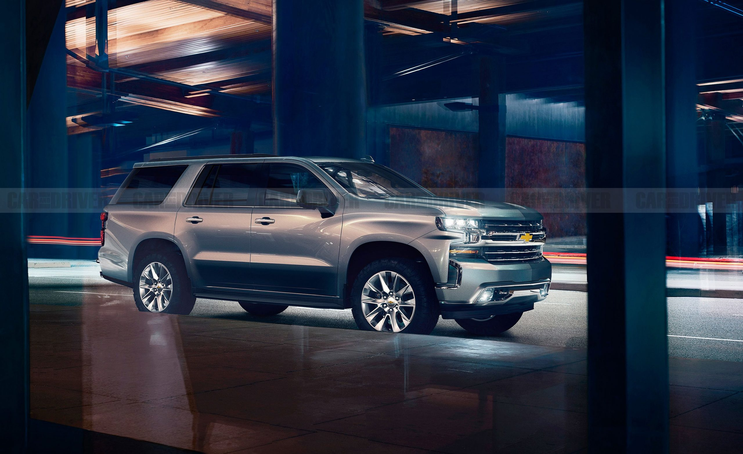 2021 Chevrolet Tahoe – Future Full-Size Suv 2022 Chevy Tahoe Brochure, Base Model, Cargo Space