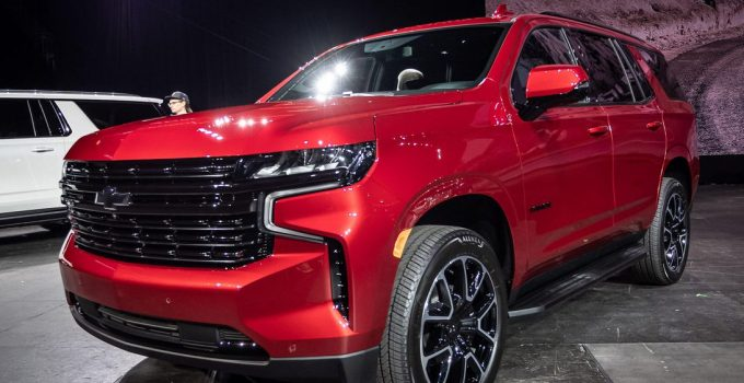 2021 Chevy Suburban Towing, Trim Levels, Tires