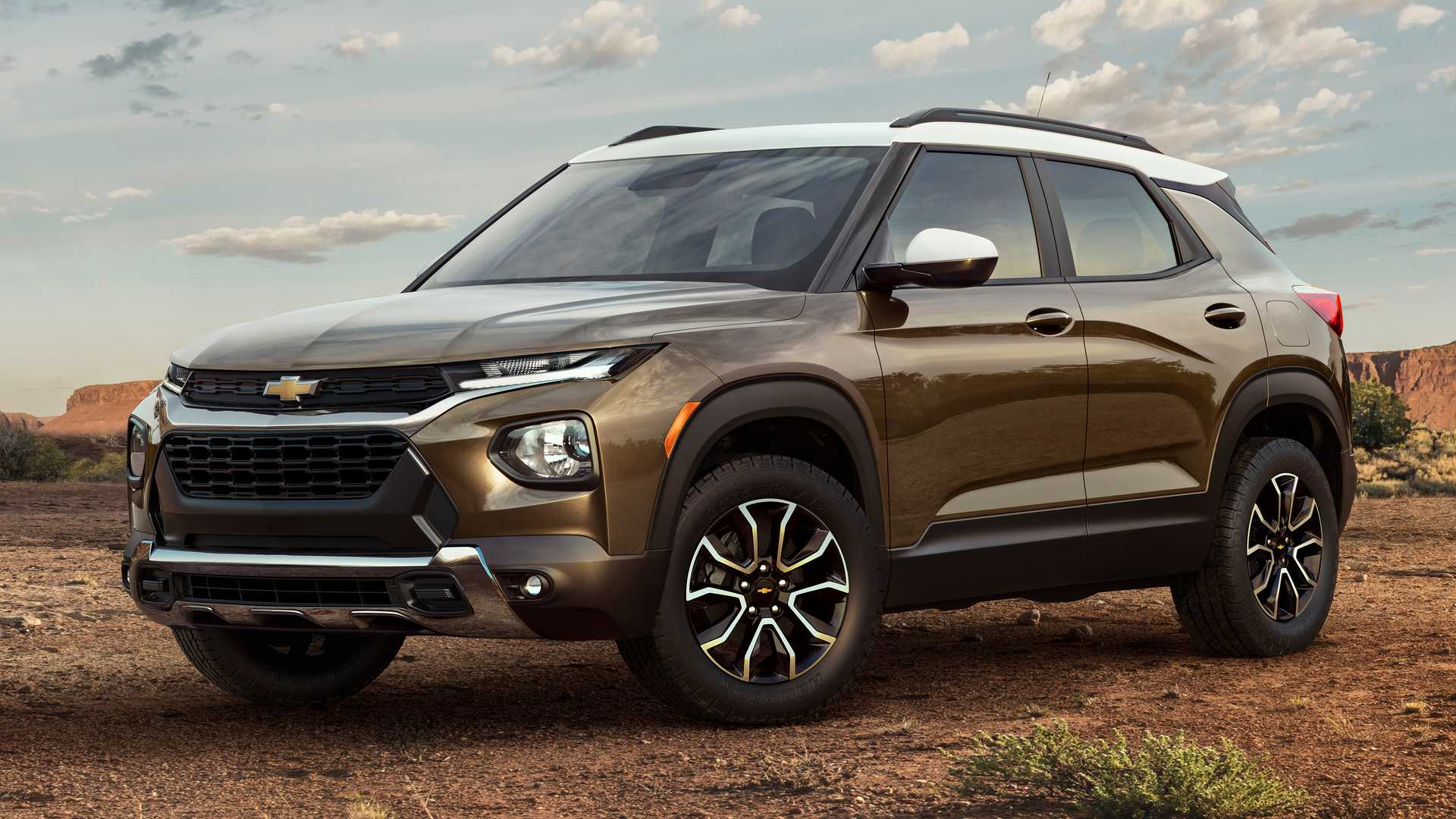2021 Chevy Trailblazer Pricing Starts At $19,995, Tops Out 2022 Chevy Blazer Rs Start Up, Tires, Trim