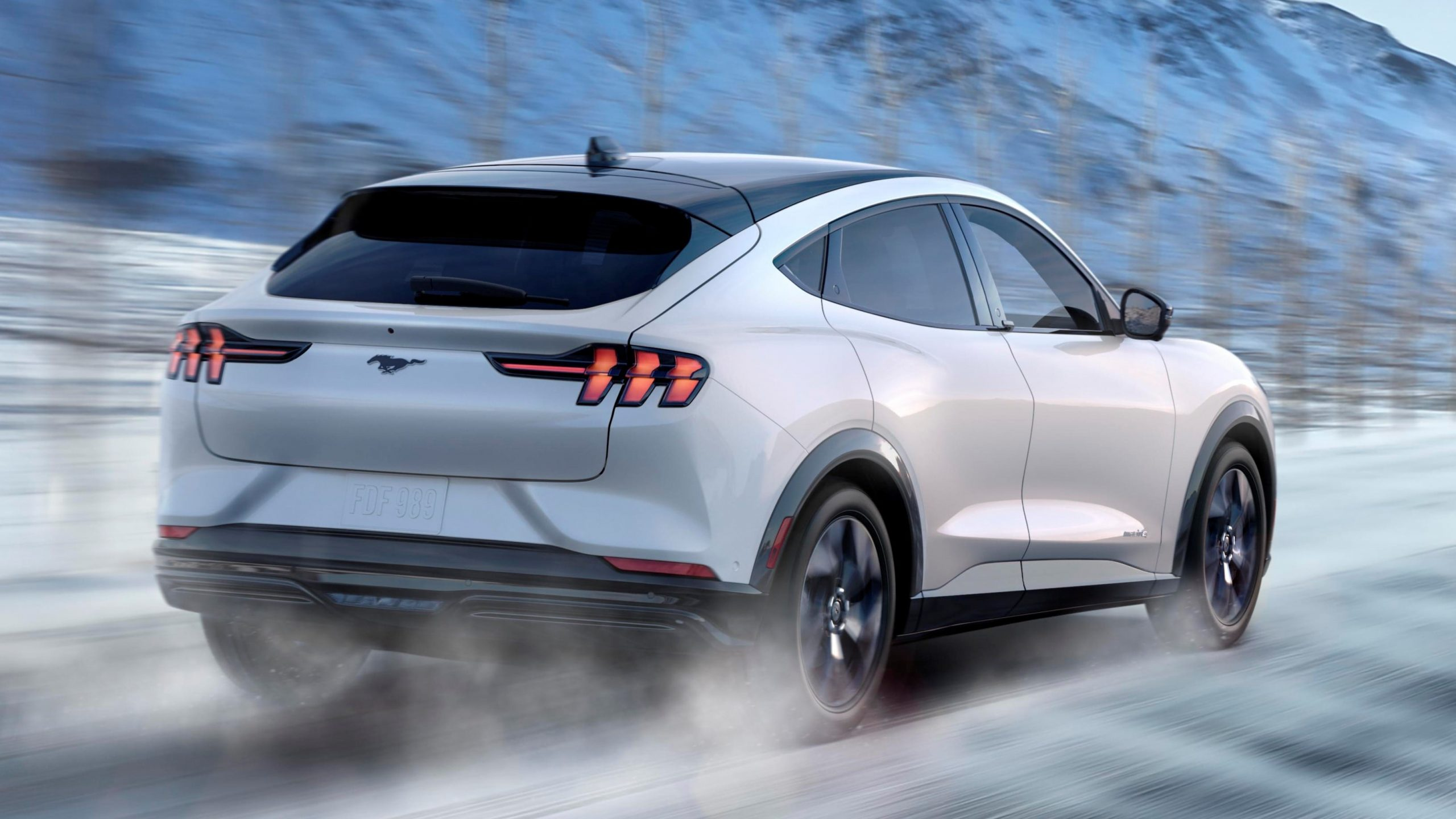 2021 Ford Mustang Mach-E First Look   Kelley Blue Book 2022 Chevy Volt Hp, Incentives, Interior Colors
