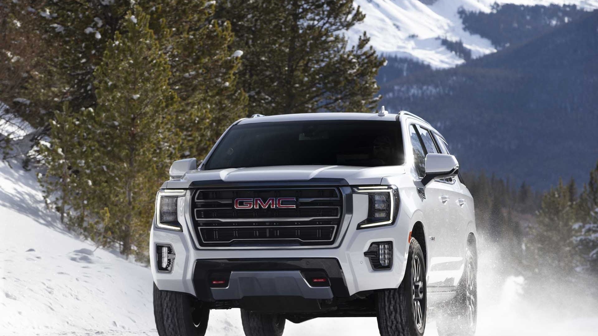2021 Gmc Yukon Suv Revealed: Richer Denali, Tougher At4, And 2022 Chevrolet Tahoe Price, Interior, Accessories